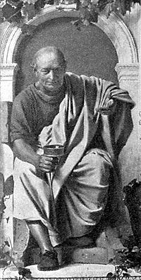 The poet Horace