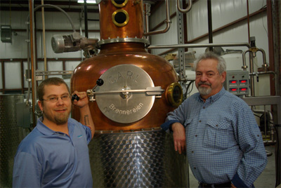 Yahara Bay Distillers Lars Forde and Nick Quint