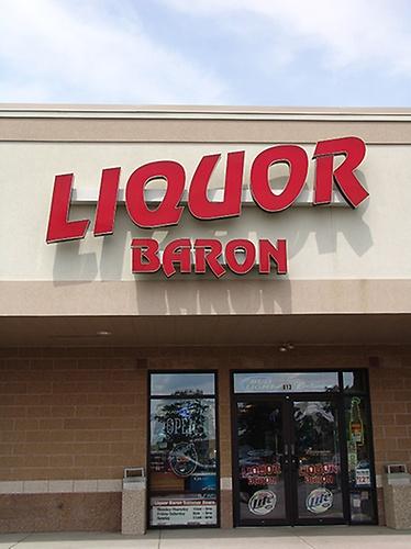 Liquor Baron