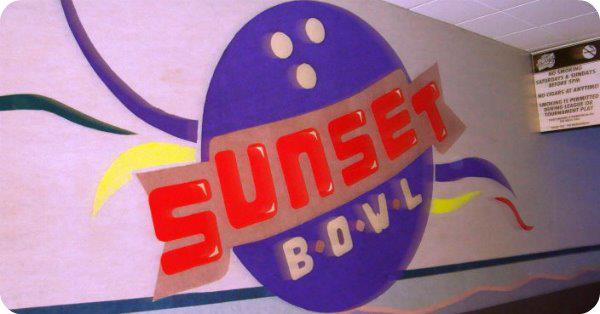 Sunset Bowl/Sporties